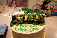 Dave's 26th B-Day